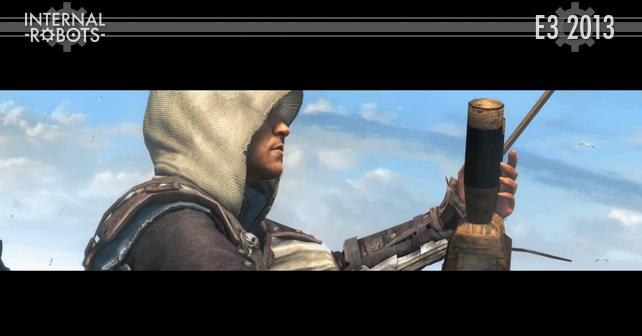 E3 2013: Assassin's Creed IV: Black Flag Trailer
