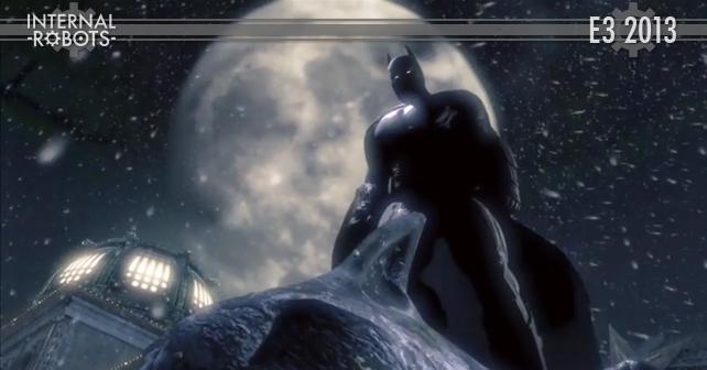 E3 2013: Batman: Arkham Origins Trailer