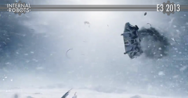 E3 2013: Star Wars: Battlefront Teaser