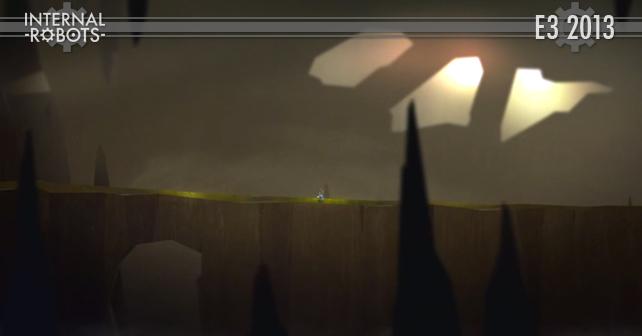 E3 2013: Below Trailer