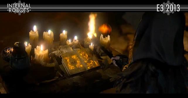 E3 2013: The Dark Sorcerer Trailer