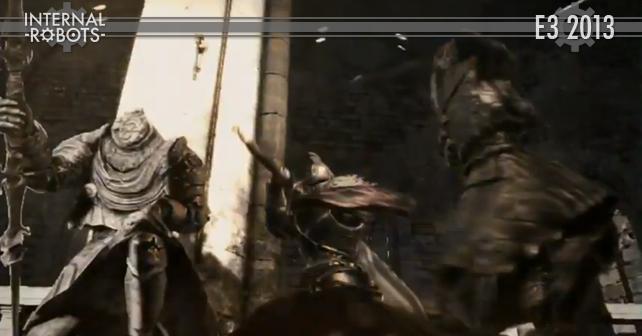 E3 2013: Dark Souls 2 Trailer