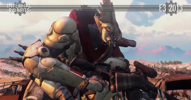 E3 2013: Destiny Trailer