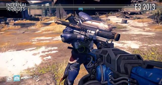 E3 2013: Destiny Gameplay