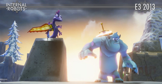 E3 2013: Disney Infinity Trailer