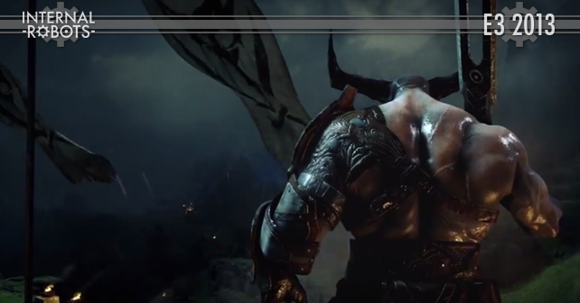 E3 2013: Dragon Age: Inquisition Trailer
