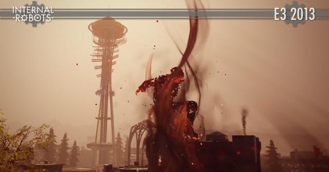 E3 2013: Infamous: Second Son Trailer