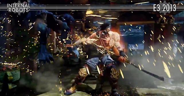 E3 2013: Killer Instinct Gameplay