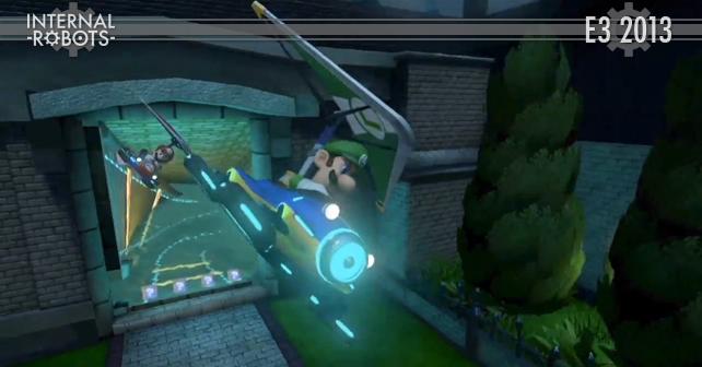 E3 2013: Mario Kart 8 Trailer