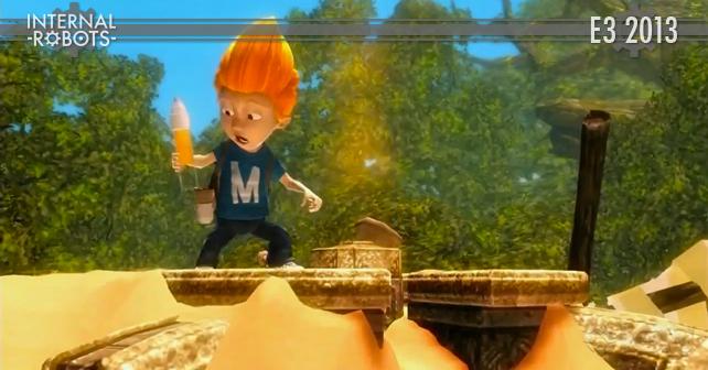 E3 2013: Max: The Curse of Brotherhood Trailer