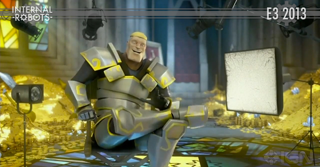 E3 2013: The Mighty Quest for Epic Loot Trailer