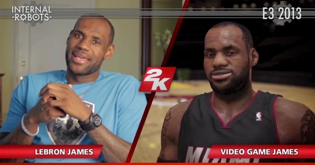 E3 2013: NBA 2K14 Trailer