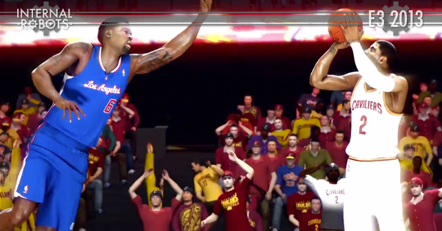 E3 2013: NBA LIVE 14 Trailer