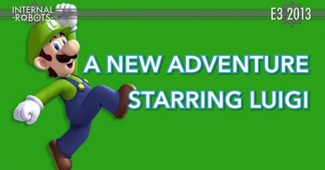 E3 2013: New Super Luigi U Trailer