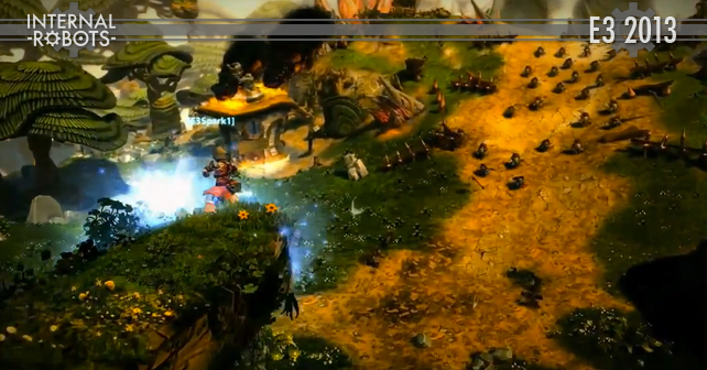 E3 2013: Project Spark Gameplay