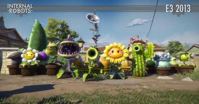 E3 2013: Plants vs. Zombies: Garden Warfare Trailer