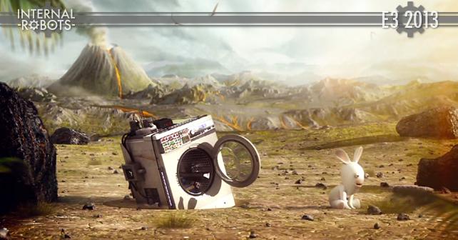 E3 2013: Rabbids Invasion Trailer