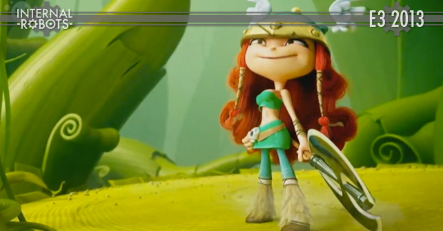 E3 2013: Rayman Legends Trailer