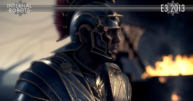 E3 2013: Ryse: Son of Rome Gameplay