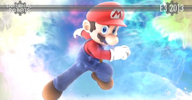 E3 2013: Super Smash Bros. First Trailer