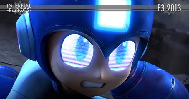 E3 2013: Super Smash Bros. Mega Man Joins the Battle Trailer