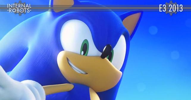 E3 2013: Sonic Lost World Trailer