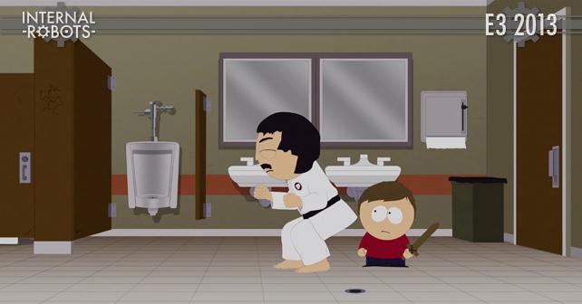 E3 2013: South Park: The Stick of Truth Trailer