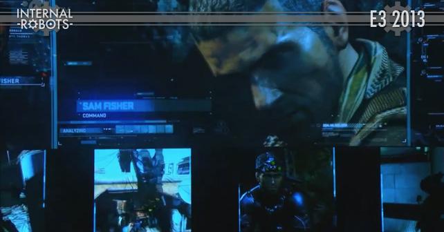 E3 2013: Splinter Cell: Blacklist Trailer