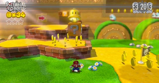 E3 2013: Super Mario 3D World Trailer