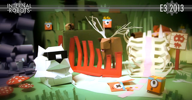 E3 2013: Tearaway Trailer
