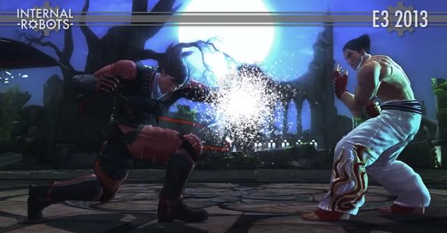E3 2013: Tekken Revolution Trailer