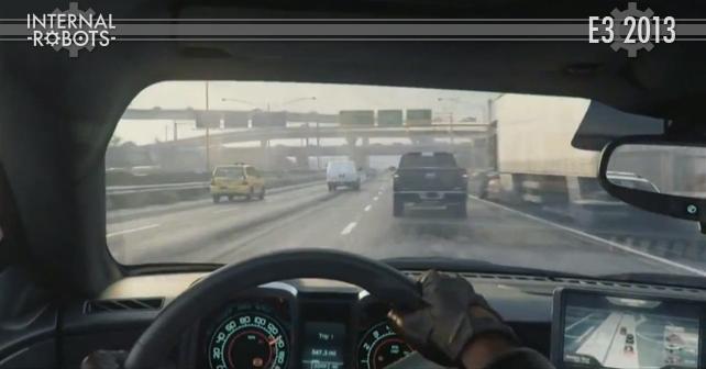 E3 2013: The Crew Trailer
