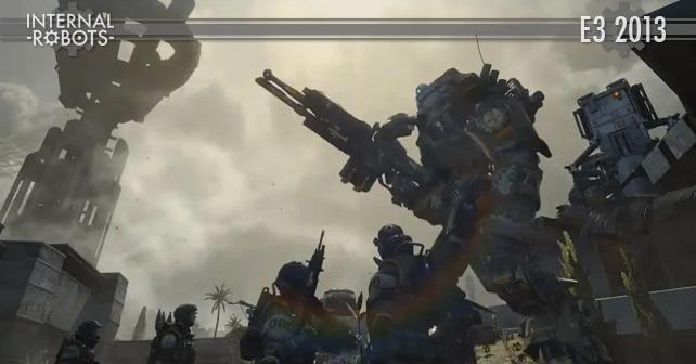 E3 2013: Titanfall Trailer