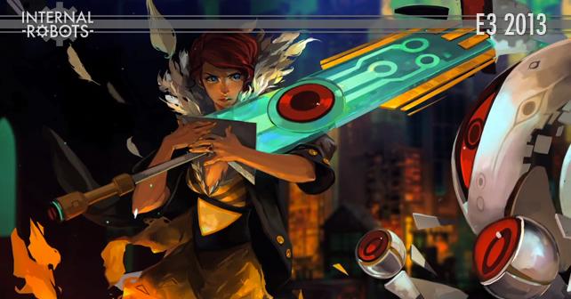E3 2013: Transistor Trailer