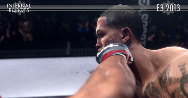 E3 2013: EA Sports UFC Trailer