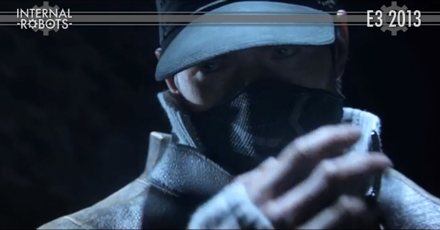 E3 2013: Watch Dogs Trailer