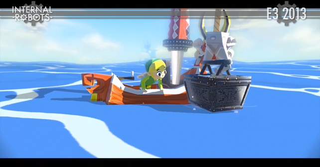 E3 2013: The Legend of Zelda: The Wind Waker HD Trailer