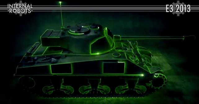 E3 2013: World of Tanks: Xbox 360 Edition Trailer