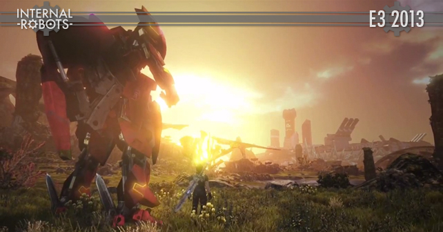 E3 2013: X (Working Title) Trailer