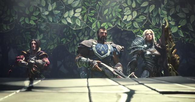 Fable Legends Reveal Trailer
