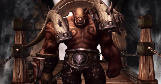 World of Warcraft: Siege of Orgrimmar Trailer