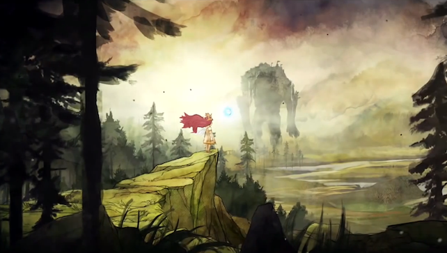 Child Of Light Trailer