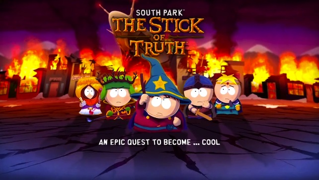 South Park: The Stick of Truth Delayed Again