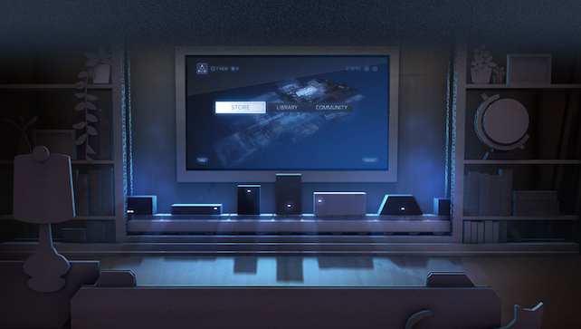 Valve Reveals Steam Machine Specs