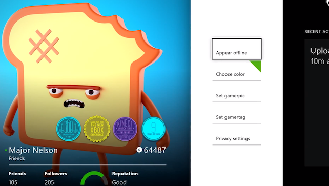 Microsoft Shows Off Xbox One Friends App
