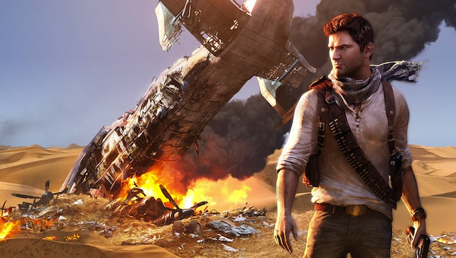 Uncharted PS4 Teaser
