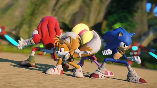 Sonic Boom Game Announcement Trailer