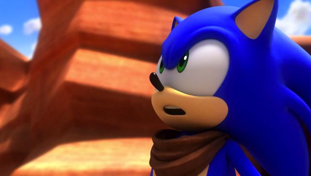 Sonic Boom TV Show Announcement Trailer