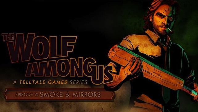 The Wolf Among Us: Episode 2 Release Date