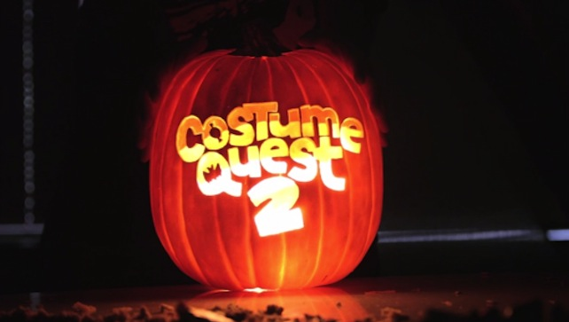 Costume Quest 2 Announcement